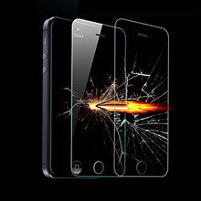 China wholesale price for Iphone 5 tempered glass screen protector