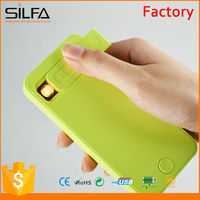 Silfa 2GB-32GB flash rechargeable 12v mobile battery pack power bank