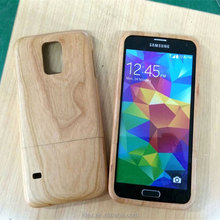 mobile phone wood case for samsung galaxy S4 cell phone cases