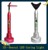 dental led curing light/dental acrylic teeth