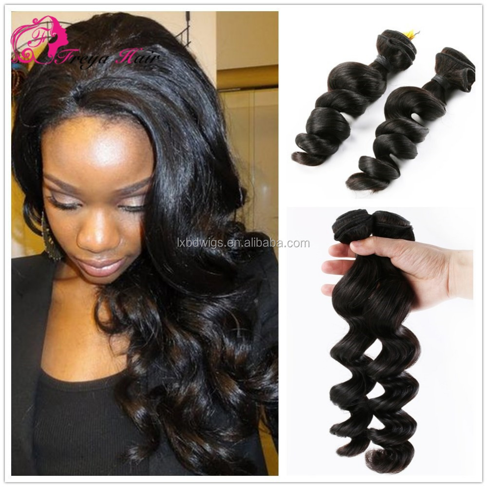 Aliexpress hair loose deep wave weave hairstyles for black women