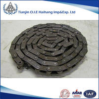 Large pitch Metric conveyor industrial chain roller chain M56,M80,M112,M160,M224,M315