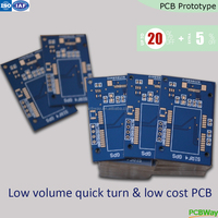 cheap PCB prototype manufacturer printed circuit board custom service