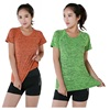 Women Quick Dry T Shirt Dyeing