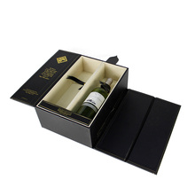 2017 newest personal made natural leather liquor present case with wine tools
