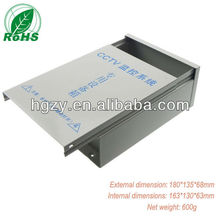 Security Distribution Box CCTV surveillance equipment assembly boxCamera Power Box