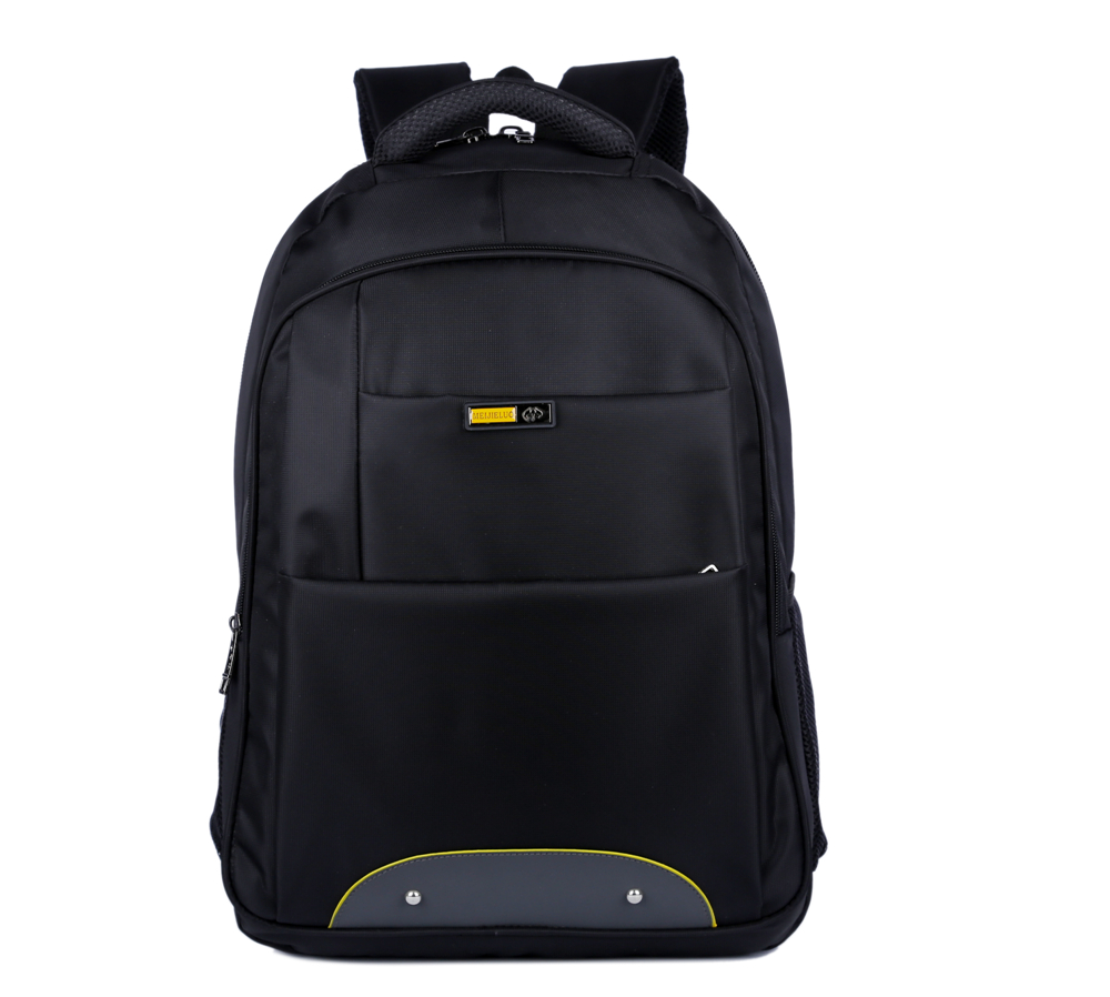 New Fashion style laptop bag backpack custom nylon branded laptop backpack