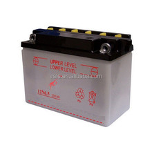 High quality 12V 12N-6 Dry Cell Motorcycle Battery
