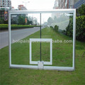 Sport equipment clear glass backboard for outdoor use