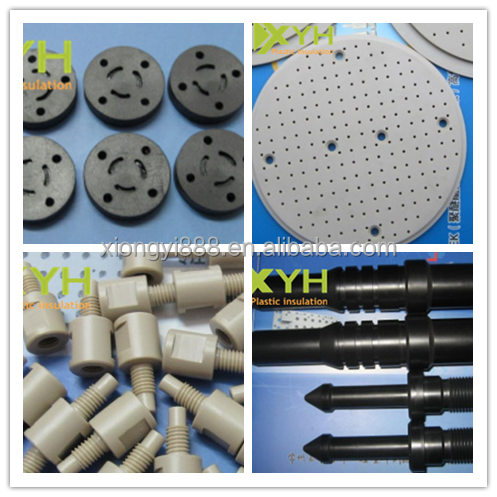 polyether ether ketone plastic plate Peek rod with high quality
