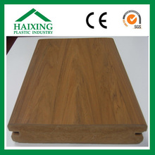 Plastic Wood Decking,WPC Board,Solid Decking Upgrade Product
