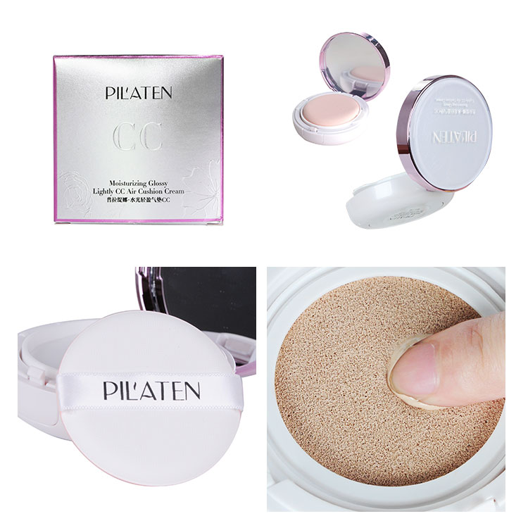Pilaten best foundation cc makeup cream for dry skin
