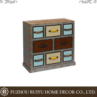 Chinese Factory Manufacturing Retro Wooden Boutique