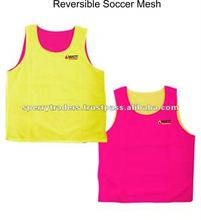 Custom Reversible Training Sports Mesh Bibs Pinnies