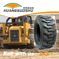 10-16.5 12-16.5 skid steer loader tires/28X9-15 7.00-12 6.5-10 forklift solid tyre