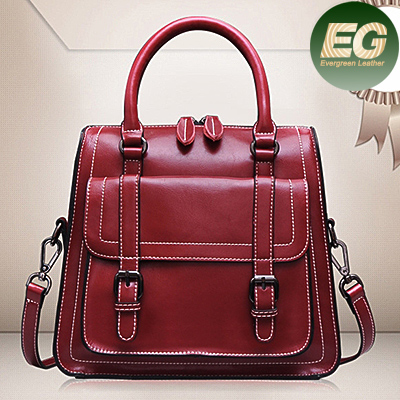 2016 trending hot products dubai wholesale market retro college bags made in real leather EMG3883
