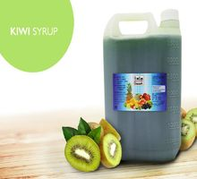 Kiwi Concentrated Syrup Fruit Juice