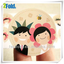Fashion Label Sticker