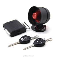 Universal Alarm Systems Car Auto Remote Central Kit Vehicle Keyless Entry System
