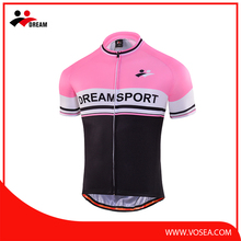 Custom made specialized cycling t shirts from china