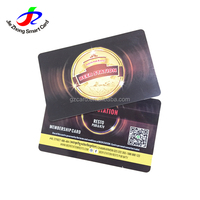 CMYK Color Customized Printed PVC Card