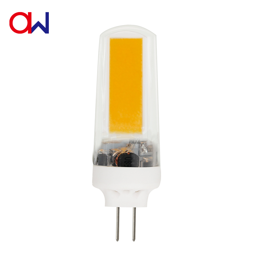 3W LED G4 lamp lights Mini LED Bulb light With CE RoHS 3000k 12V AC DC led g4 type and led lamp type led g4