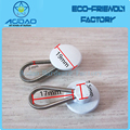 High Quality metal white button extendes for dress shirts