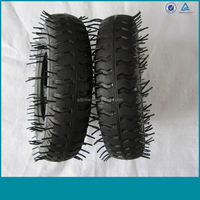 Hot Selling Rubber Tyre for Two Wheel Hard Wheelbarow
