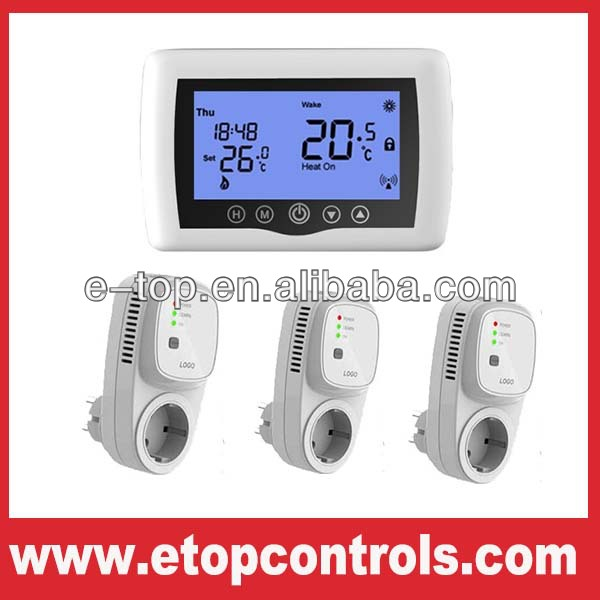 China Professional Wireless Thermostat Manufacture