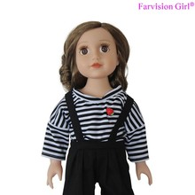 Dress pattern make dress 18 inch doll clothes Wholesale Doll Clothing