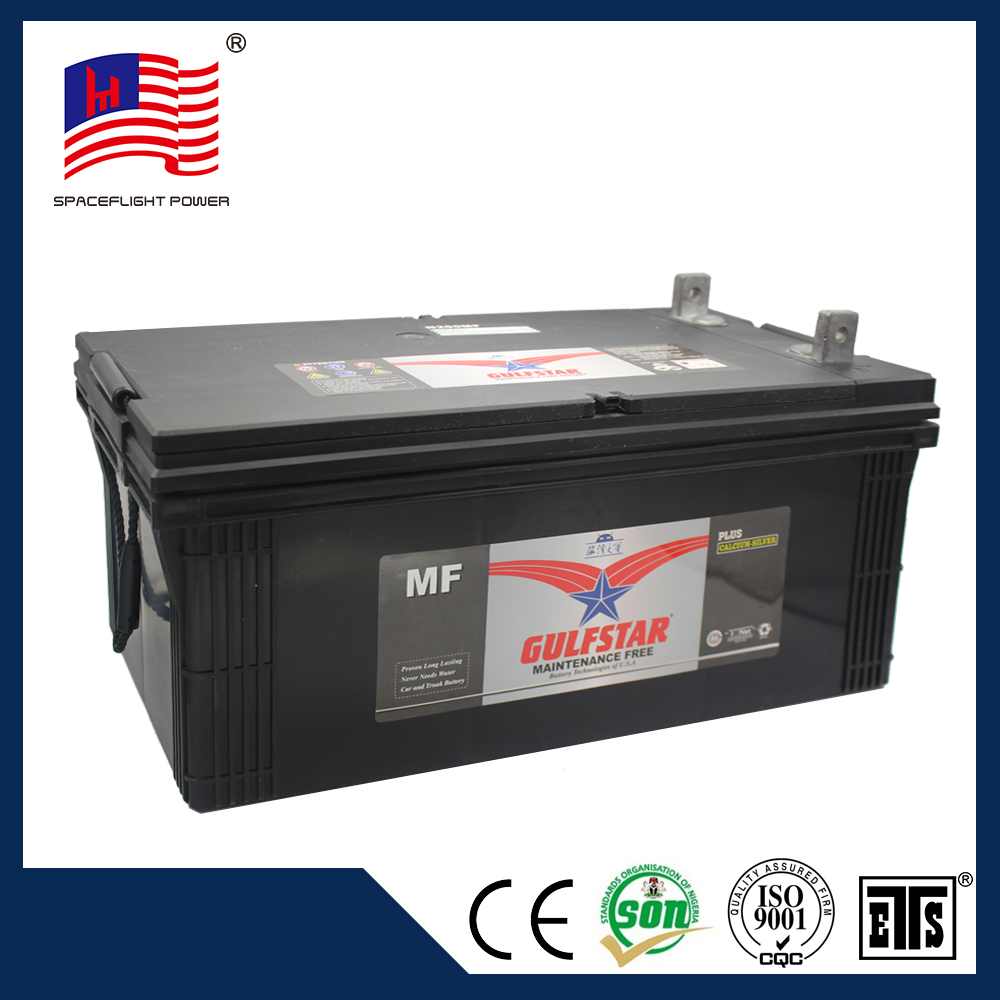 hot selling n200 long life rechargeable battery for automobile