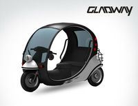 500W New Fashional Electric Tricycle