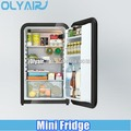 OS-Y130R12 Antique retro domestic mini fridge