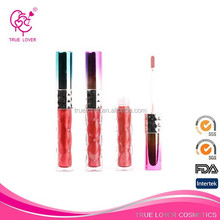 true lover brand matural long lasting shimmer lip gloss