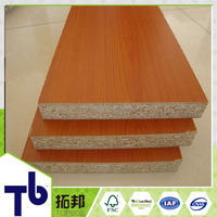 Low price for 18mm melamine faced chipboard