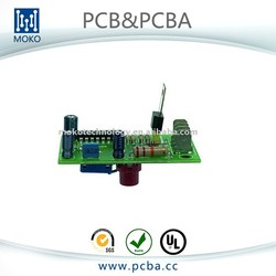 PCB components assembly for mini antenna satellite