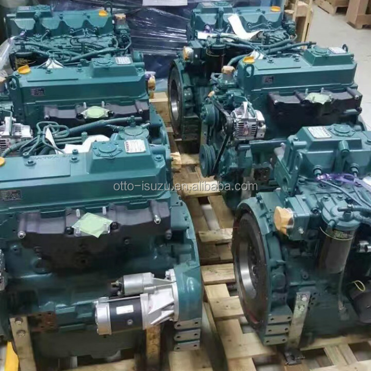 Made in Korea VOLVO EC210B D6E D6D Deutz Diesel Engines