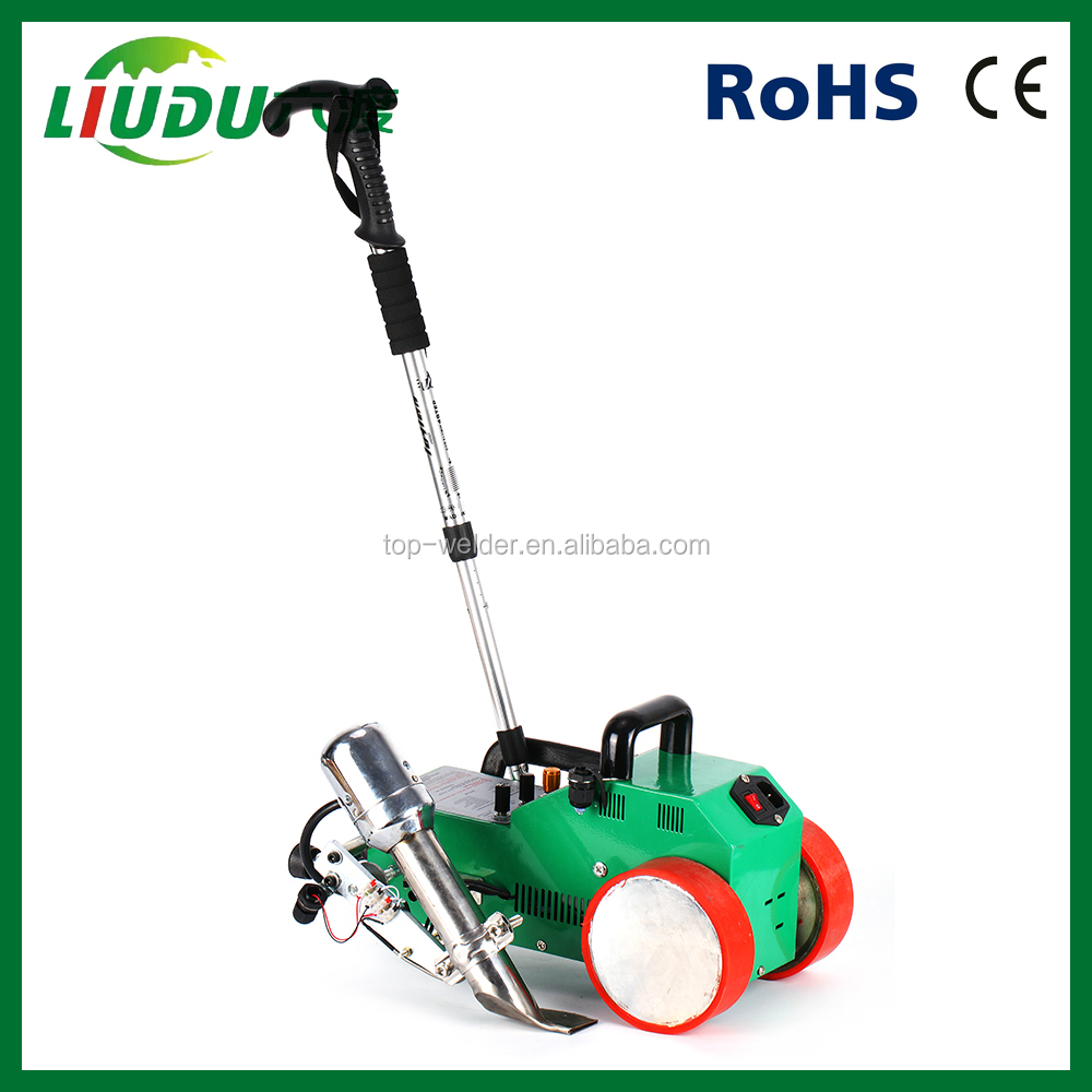 Hot Air Auto Welder/PVC Banner Welding Equipment