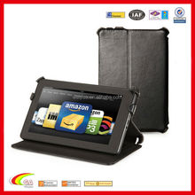 New arrival! Genuine leather case for kindle fire stand, case for kindle fire china manufacturers & suppliers