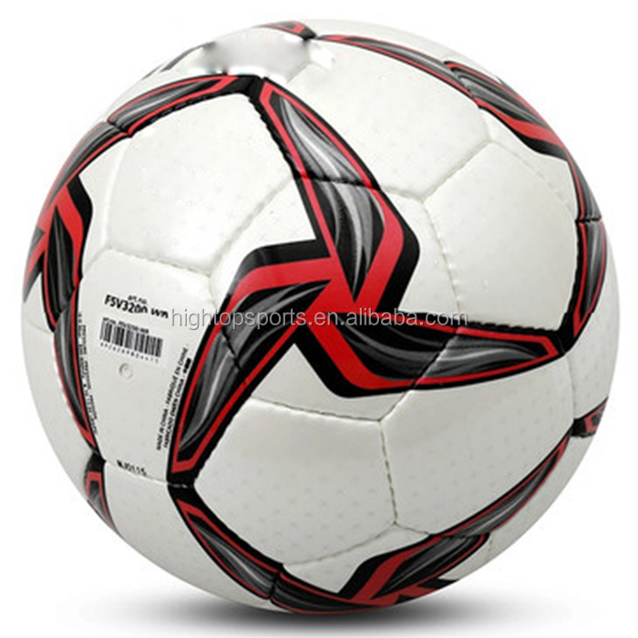 Official Size And Weight Soccer Ball Football / New Soccer Ball Designs Football Design / PU Soccer Ball