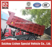 Sinotruk Howo Dumper Truck 336hp Left/Right Hand Drive Dump Tipper Cargo Truck For Sale