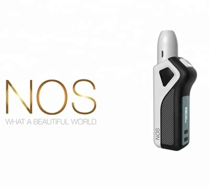 NOS heat not burn tobacco iqo devices ecigs dry herb pen vaporizer