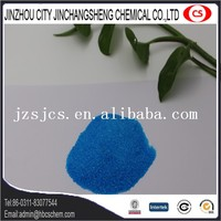 Crystal copper sulphate 98% Agriculture grade for fertilizer