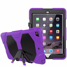 China Supplier Wholesale Tablet Case for New iPad Case Rugged Heavy Duty Case