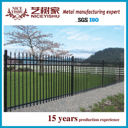 cheap finials/cheap wrought iron fence panels for sale