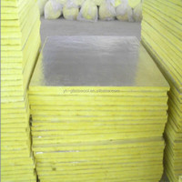 Rigid fiberglass wool board used as air-conditioner duct insulation board