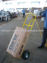 Hand Trolley HT1805 ,Heavy Duty 250kg,bicycle tube tire 2015 hot sale qingdao manufactory