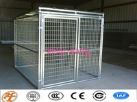 Haotian welded or chain link galvanized pet exerise pen factory