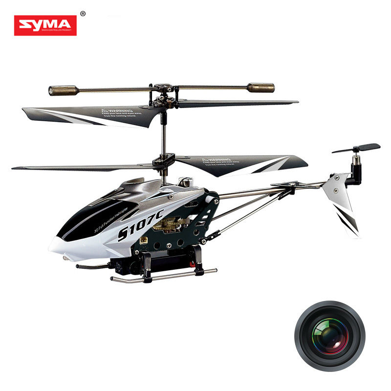 SYMA S107C helicopter camera/syma rtf 3ch rc helicopter with gyro