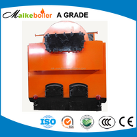 Small coal fired/ steam boiler for textile industry